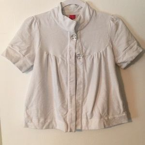 Women's Charlotte Short Sleeve Jacket - Size Small